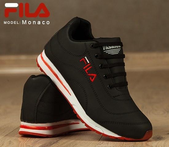 کفش مردانه Fila مدل Monaco ( قرمز ) |