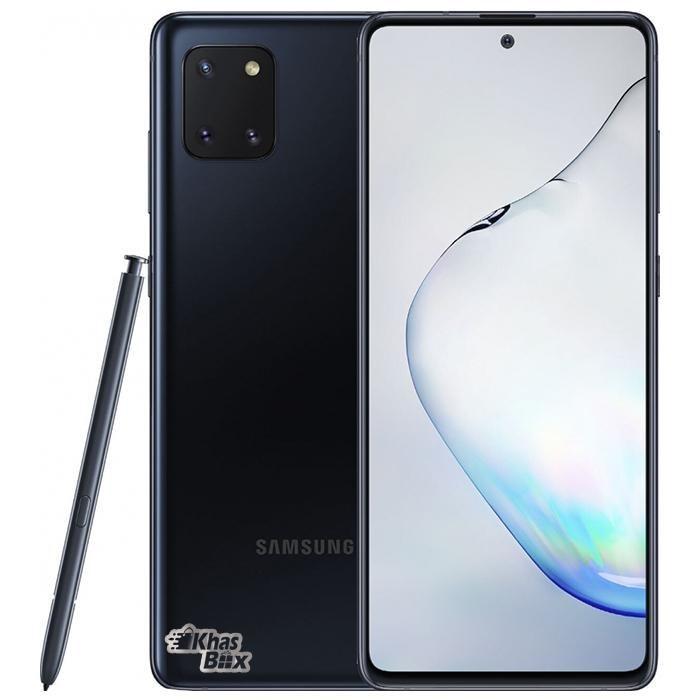 تصویر گوشی سامسونگ گلکسی نوت 10 لایت دوسیم کارت Samsung Galaxy Note 10 Lite SM-N770 Dual SIM