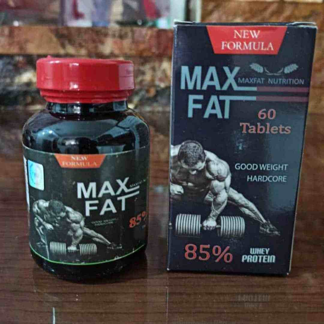 تصویر قرص مکس فت چاقی Max fat