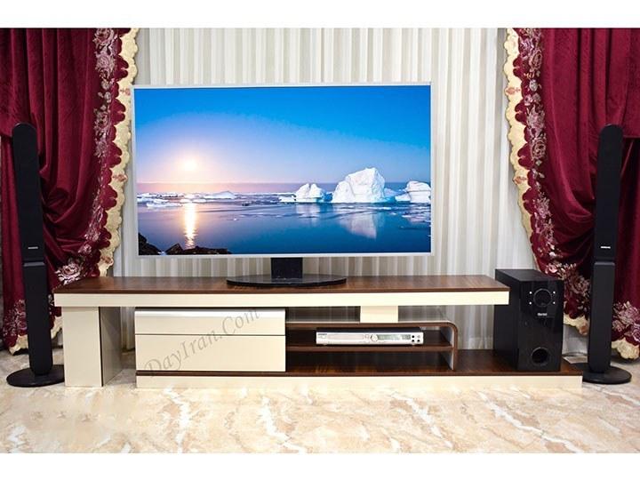 عکس میز تلویزیون اسپرت هایگلاس ۱۲۷  میز-تلویزیون-اسپرت-هایگلاس-127