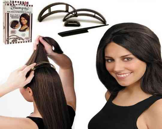 حجم دهنده موی سر بامتل