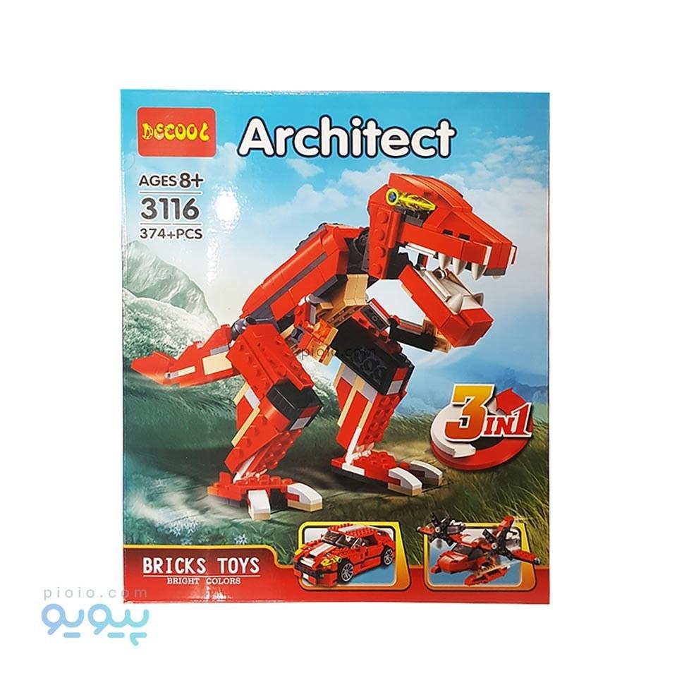 لگو ساختنی دکول مدل ۳۱۱۶ |