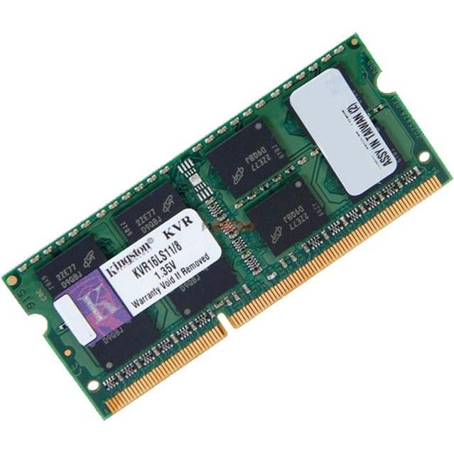 main images رم لپ تاپ کینگستون مدل DDR3 12800s MHz PC3L ظرفیت 8 گیگابایت