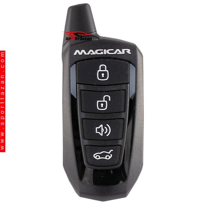 تصویر دزدگیر ماجیکار مدل ۶۶۸ Magicar Car alarm 668