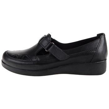کفش طبی چرمی زنانه آذر برتر  مدل صدف SHO406 | Azar Bartar SHO406 Shoes For Women
