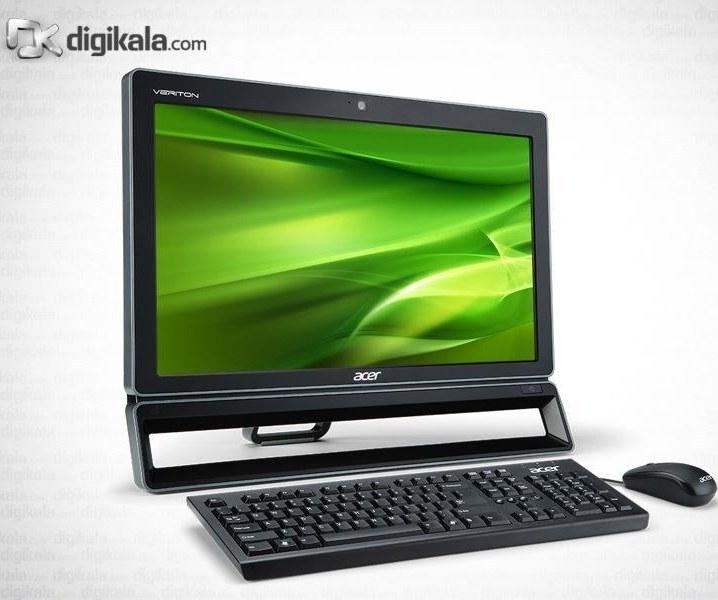 تصویر کامپيوتر همه کاره 21.5 اينچي ايسر مدل Veriton Z4621G Acer Veriton Z4621G - 21.5 inch All-in-One PC
