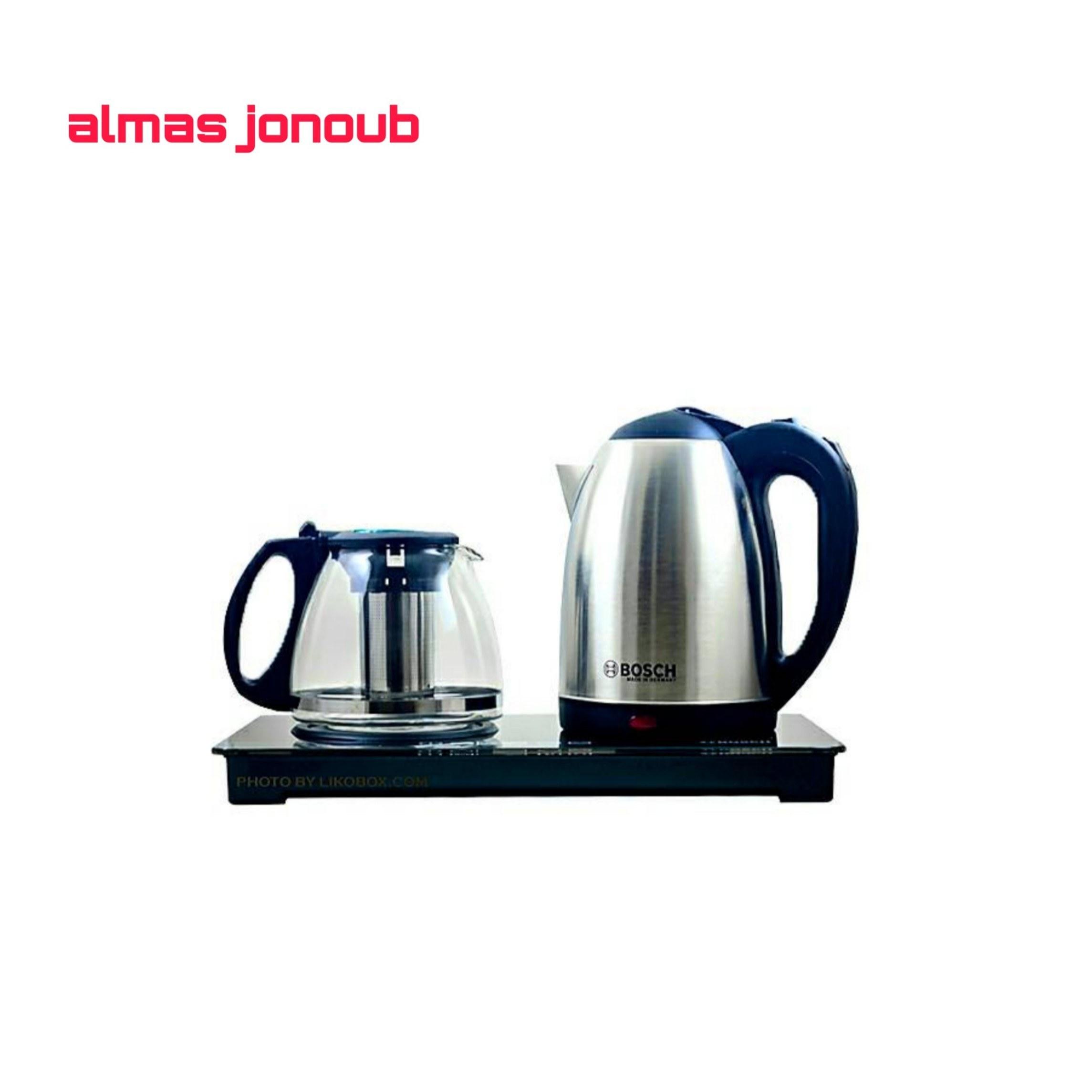 تصویر چای ساز دیجیتالی بوش مدل BS-1622