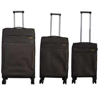 مجموعه سه عددی چمدان هازونی کد 023 |