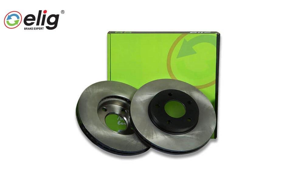 تصویر دیسک چرخ جلو پژو 206 تیپ 2