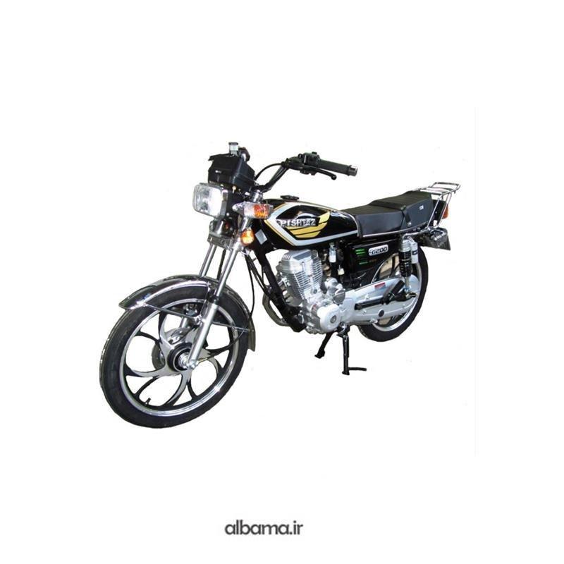 تصویر موتور سیکلت  انژکتوری استارتی H200 پیشتاز