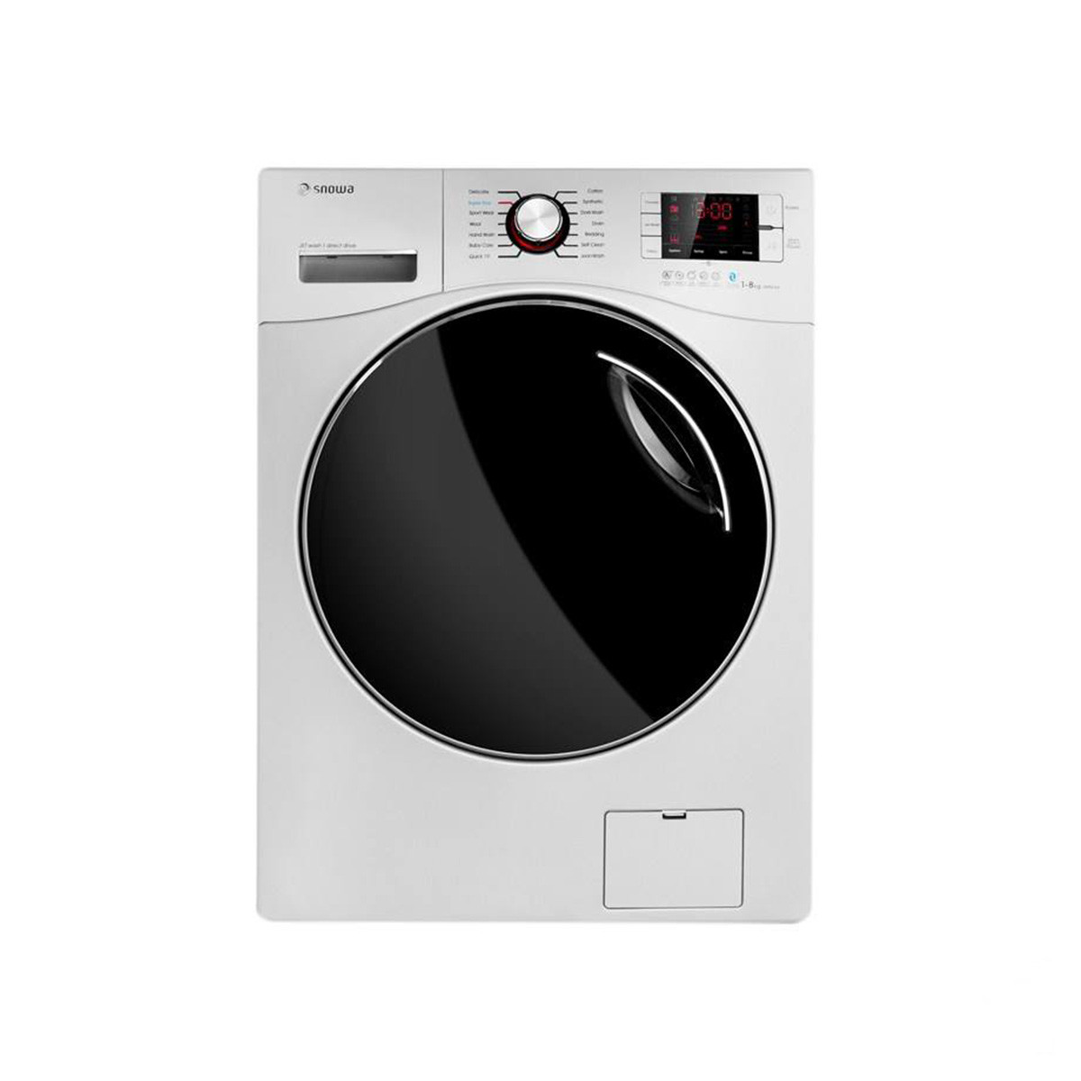 عکس ماشین لباسشویی درب از جلو اسنوا Snowa SWD-Octa - 8Kg ماشین-لباسشویی-درب-از-جلو-اسنوا