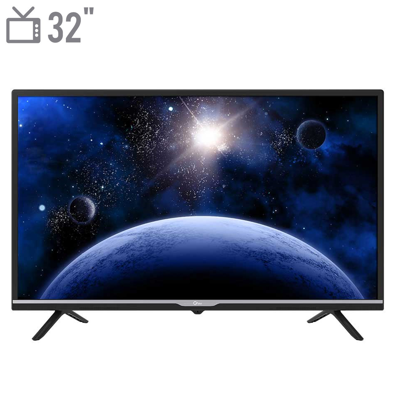 تصویر تلویزیون 32 اینچ جی پلاس مدل GTV-32JD512N Gplus GTV-32jd512n TV