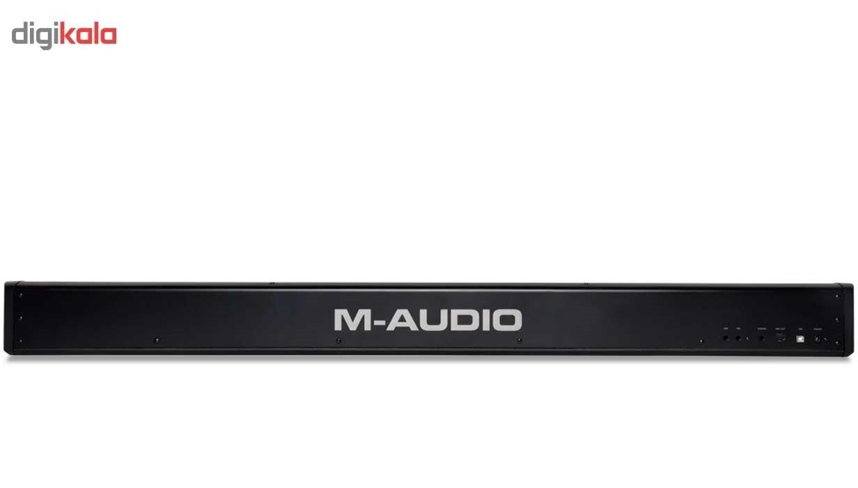 تصویر میدی کیبورد کنترلر ام آدیو HAMMER 88 ا M-Audio HAMMER 88 M-Audio HAMMER 88