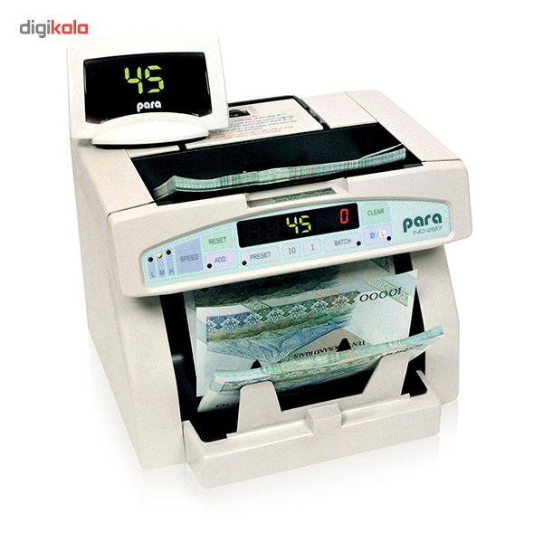 img پول شمار پارا مدل NC-297 Para Bill Counter Machine NC-297