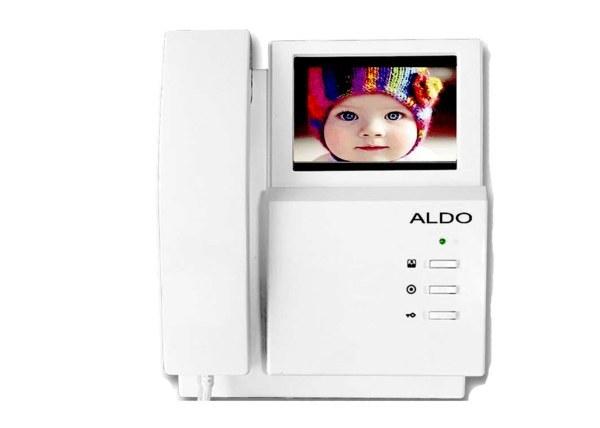 تصویر آیفون تصویری آلدو 4.3 اینچ با و بدون حافظه مدل V412