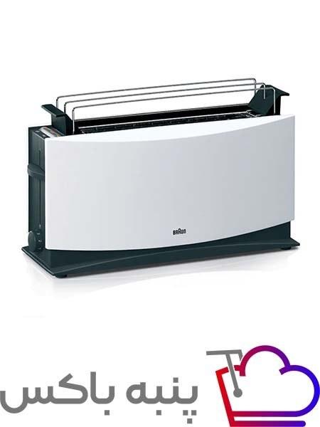 تصویر توستر براون مدل BRAUN HT550 BRAUN Toaster HT550