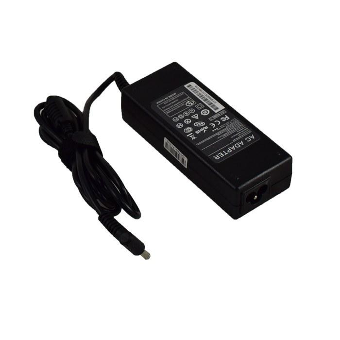 تصویر شارژر لپ تاپ اچ پی 19.5 ولت 4.62 HP laptop adapter 19.5 Volts 4.62 Ampere