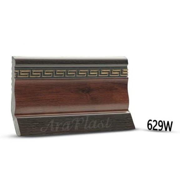 تصویر قرنیز PVC مدل ورساچه کد 629W