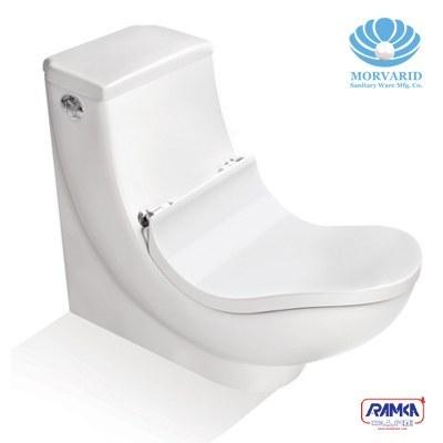 عکس توالت فرنگی مروارید مدل سیلویا طبی  توالت-فرنگی-مروارید-مدل-سیلویا-طبی