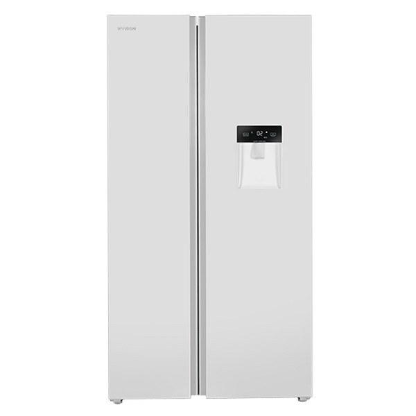 تصویر يخچال و فريزر سايد بای سايد ايكس ويژن مدل XTR-S920WD X.Vision XTR-S920WD Refrigerator