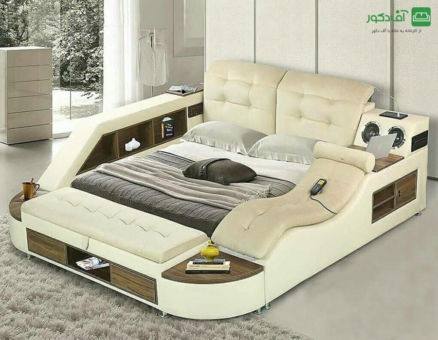 تخت خواب هوشمند اسکار