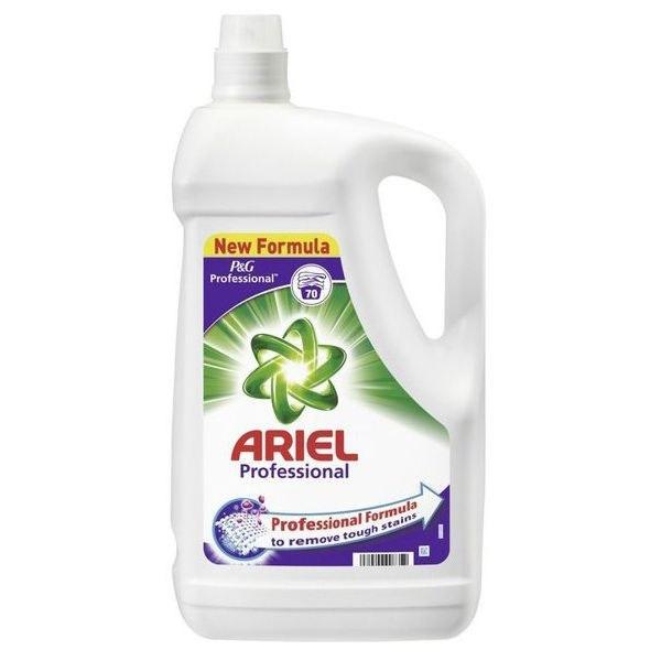تصویر مایع لباسشویی اریل 4.5 لیتر Ariel Professional Biological Liquid 4.5ML