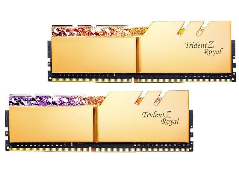 رم دسکتاپ دوکاناله جی اسکیل تریدنت زد رویال با فرکانس ۳۶۰۰ مگاهرتز و حافظه ۱۶ گیگابایت