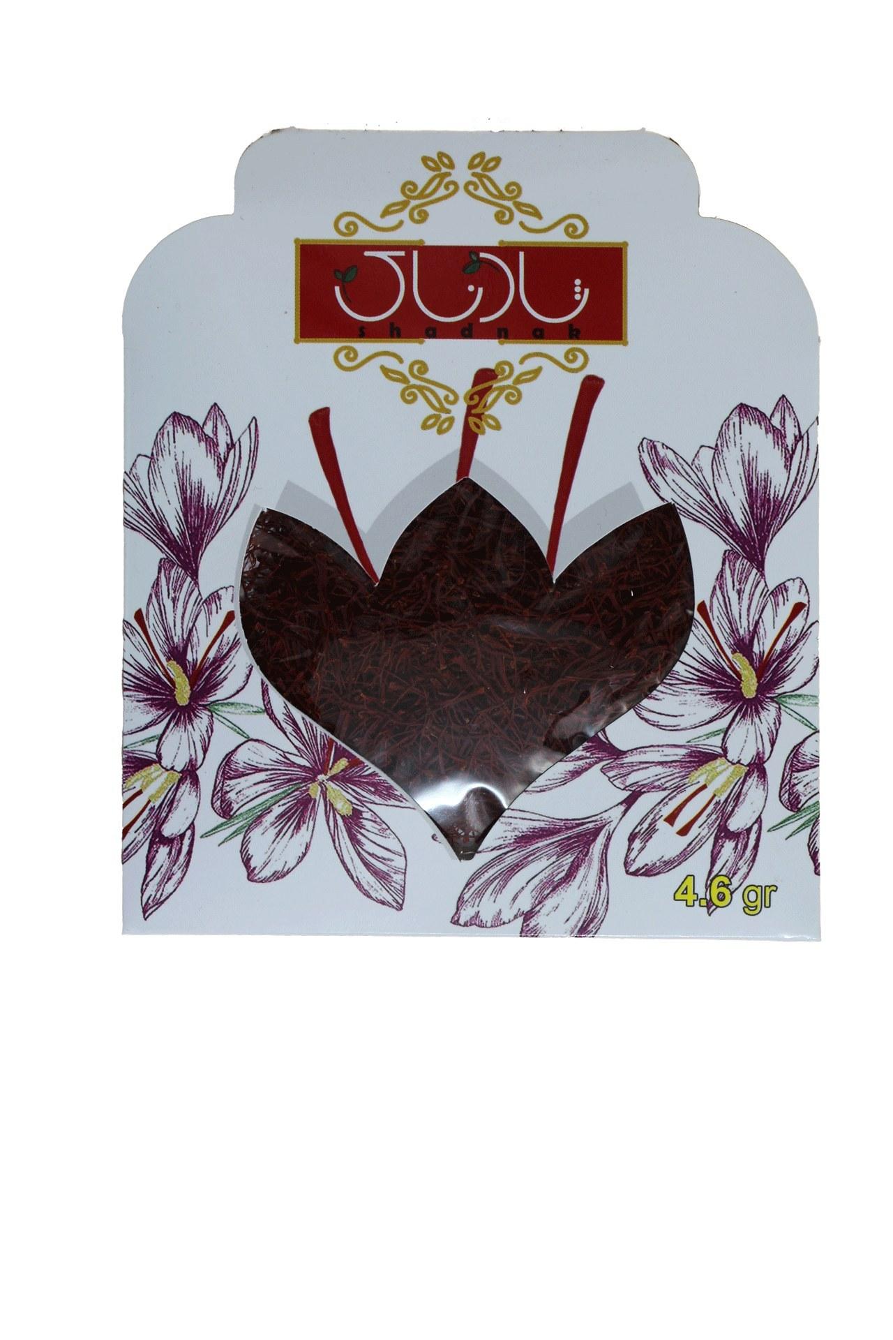 تصویر زعفران سرگل قائنات (1 مثقال)