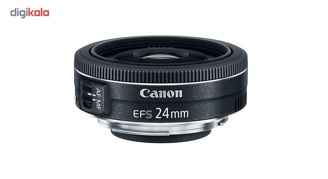img لنز کانن مدل Canon EF-S 24mm f/2.8 STM Canon EF-S 24mm f/2.8 STM Lens