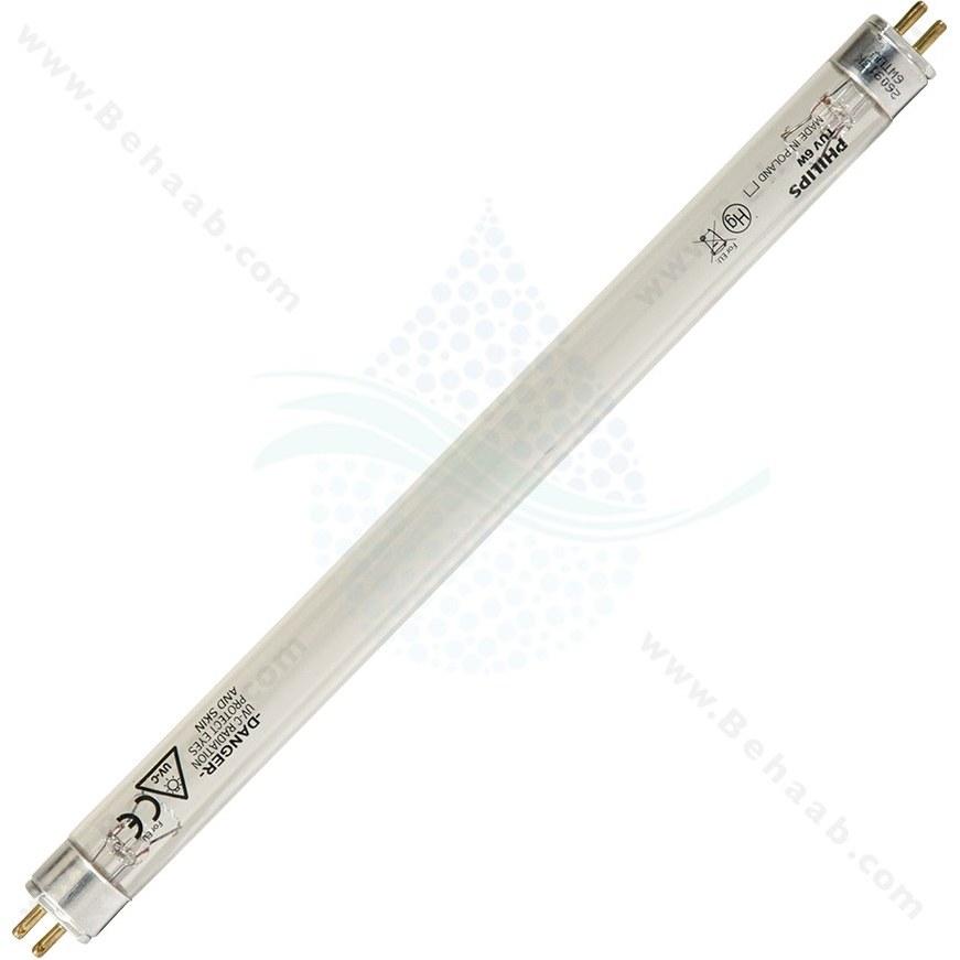 تصویر لامپ یو وی تصفیه آب فیلیپس Uv Light Bulbs For Water Treatment