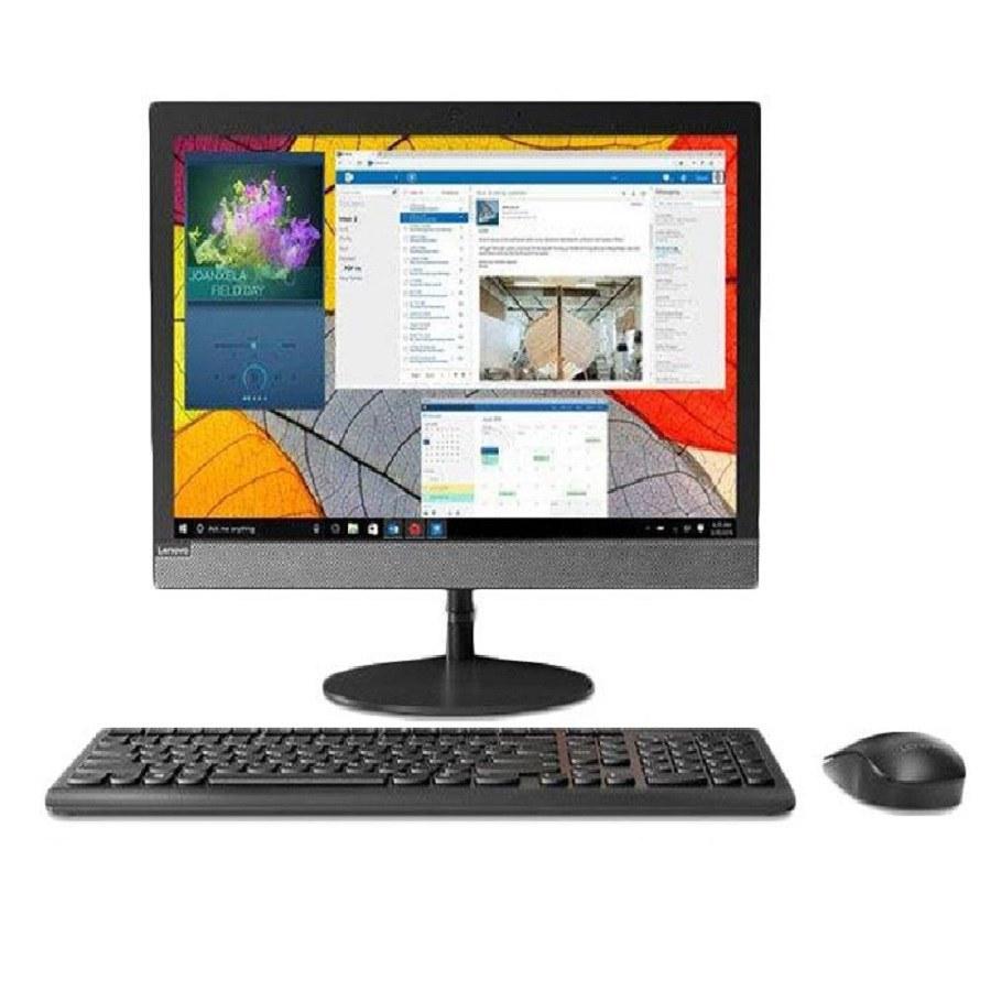 تصویر Lenovo V130 5005 4GB 1TB Intel All-in-One کامپیوتر آماده لنوو مدل V۱۳۰ با پردازنده پنتیوم