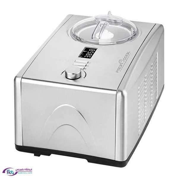 تصویر بستنی ساز پروفی کوک مدل PC-ICM 1091 Profi Cook PC-ICM 1091 N Ice maker 1.5 l