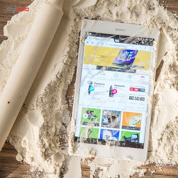 img تبلت اکسپريا زد 3 کامپکت سيم کارت خور -  16 گيگابايت Sony Xperia Z3 Tablet Compact LTE - 16GB