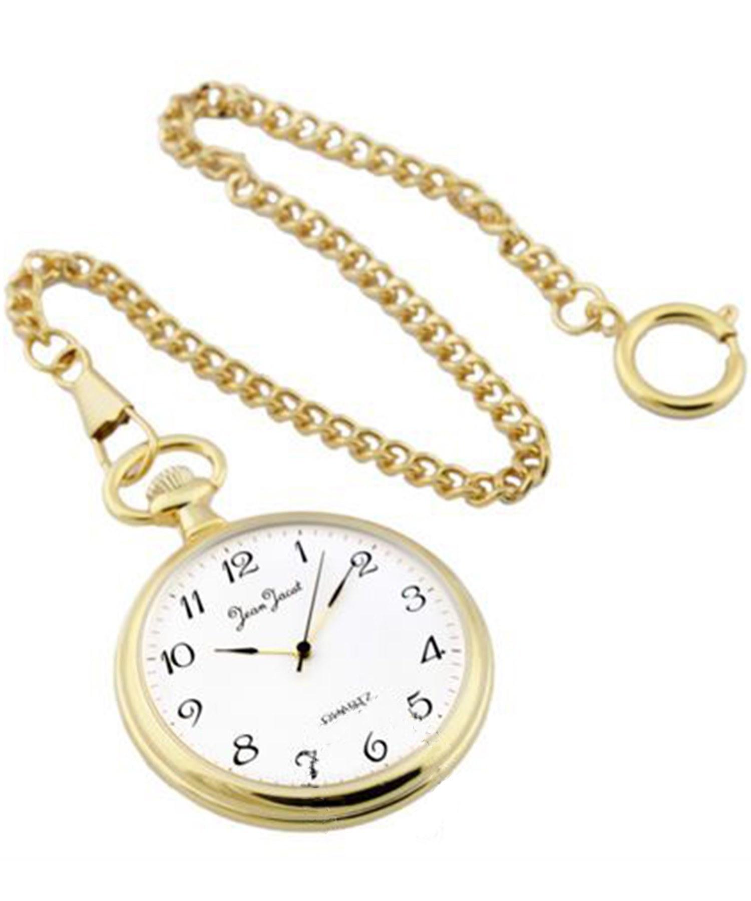 تصویر ساعت جیبی مردانه ژان ژاکت ، کد 1016-QG