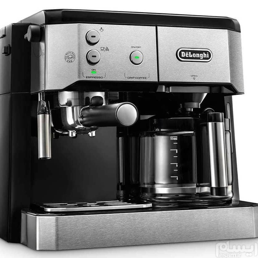 عکس اسپرسو ساز دلونگی 1750 وات BCO421 Delonghi BCO421 Delonghi Espresso Maker 1750w اسپرسو-ساز-دلونگی-1750-وات-bco421-delonghi