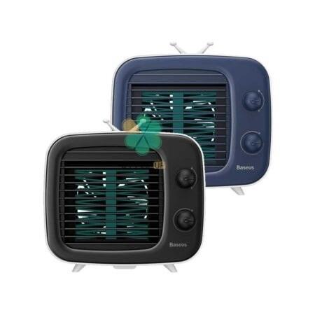 تصویر کولر آبی رومیزی بیسوس Baseus Time desktop evaporative cooler Baseus CXTM-23 Time desktop evaporative cooler
