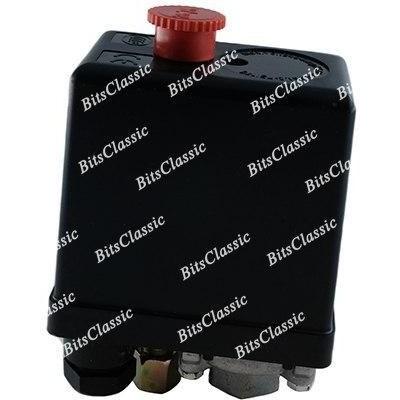تصویر کلید اتوماتیک کمپرسور تک فاز ۴ راه طرح کندر TOPEX-SP۰۳۸-۱