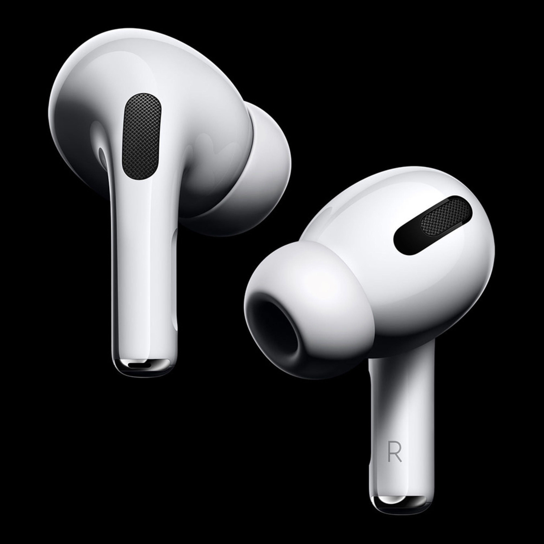 تصویر هدفون بی سیم اپل مدل airpods pro (اصل) Apple AirPods Pro Wireless Headphones with Charging case