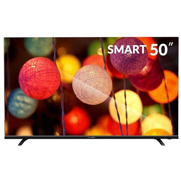 تلویزیون ال ای دی هوشمند دوو مدل DSL-50K5300U سایز 50 اینچ