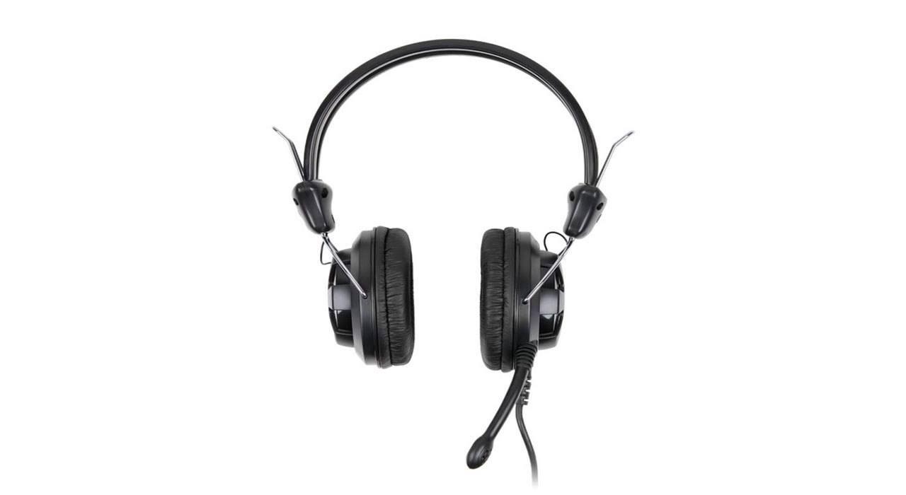 تصویر هدست ای مدل HS-28 ای فورتک Fortek HS-28 headset