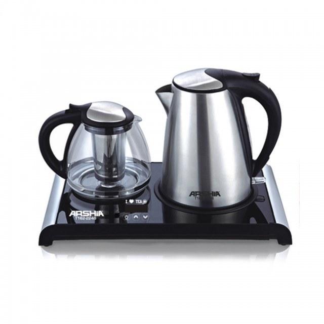 تصویر چای ساز دیجیتال عرشیا مدل T162-2246