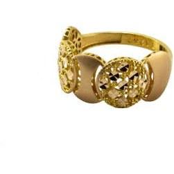 انگشتر طلا 18 عیار زنانه کد 103 |