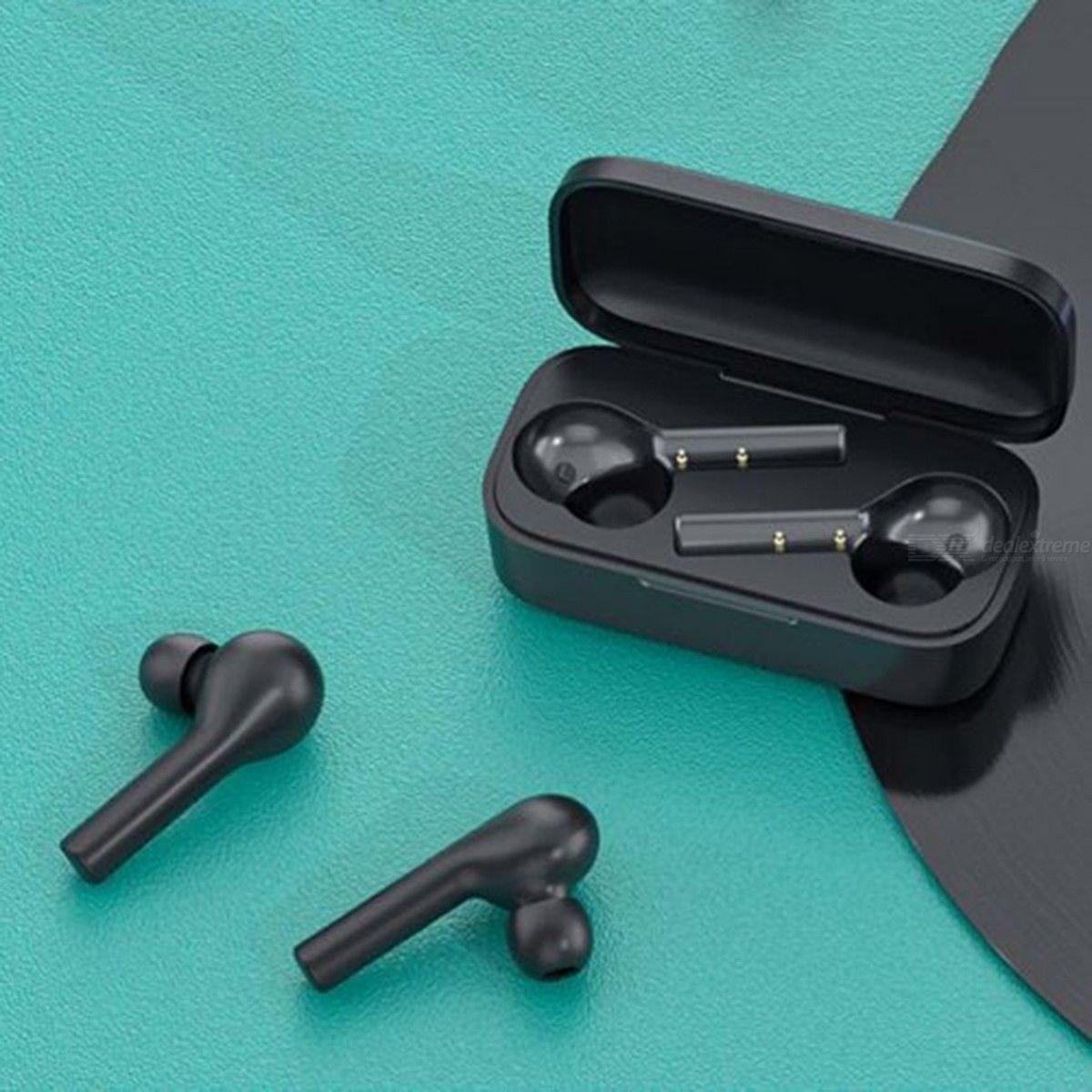 عکس هدفون بی سیم شیائومی مدل کیو سی وای T5 Xiaomi QCY T5 Wireless Headphones هدفون-بی-سیم-شیایومی-مدل-کیو-سی-وای-t5