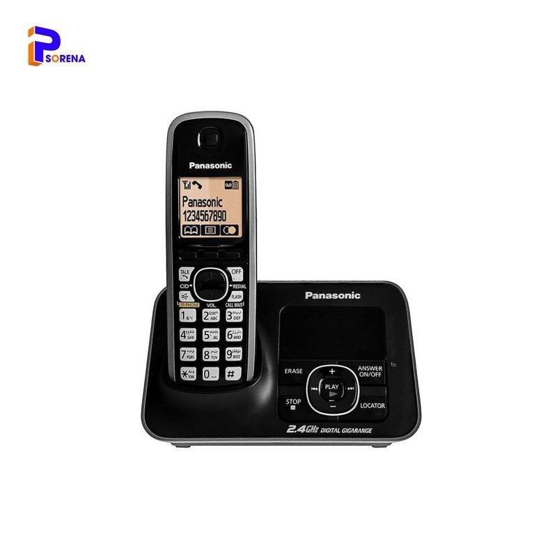 تصویر تلفن بی سیم پاناسونیک KX-TG3721 Panasonic KX-TG3721