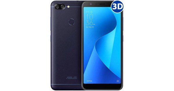 تصویر گوشی ایسوس زنفون Max Plus | ظرفیت ۳۲ گیگابایت Asus Zenfone Max Plus | 32GB