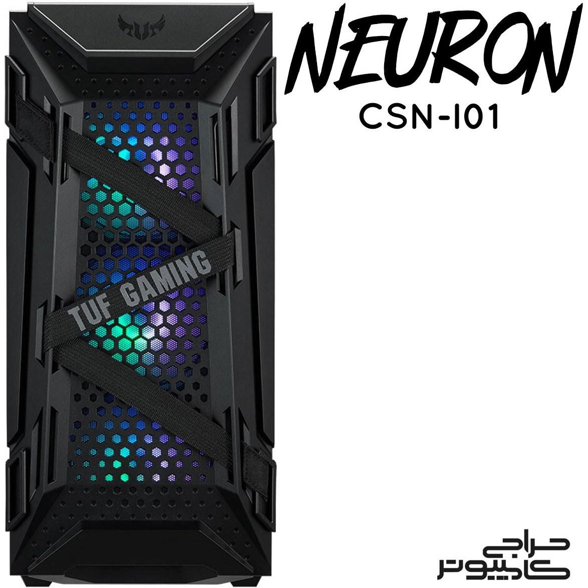 main images سیستم گیمینگ سری Neuron مدل CSN-I01