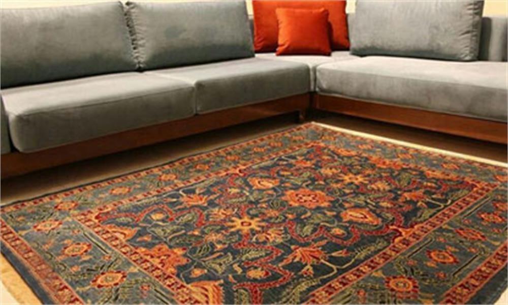 تصویر فرش دستبافت قشقایی Qashqai Carpet handmade