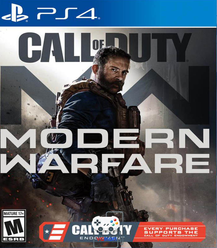 دیسک بازی Call of Duty Modern Warfare مخصوص PS4