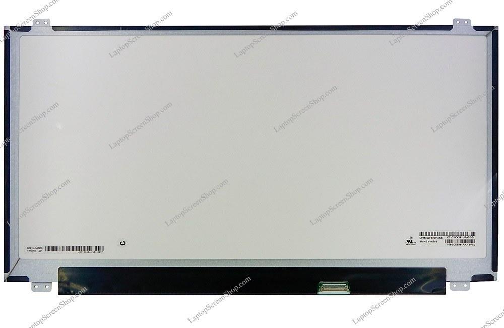 تصویر ال سی دی لپ تاپ فوجیتسو Fujitsu LifeBook AH550
