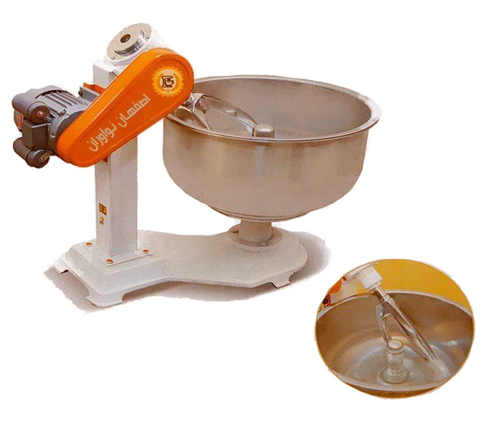 تصویر خمیر زن 40 کیلویی اصفهان نوآوران مدل SM40 Esfahan Noavaran Dough Maker machine SM40